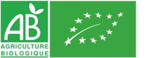 Logo AB - BIO européen - agriculture biologique